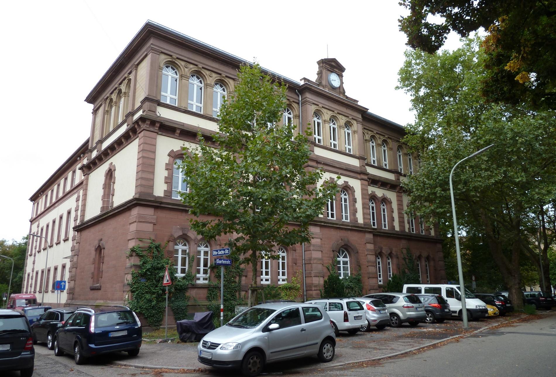 Gartenstr Karlsruhe