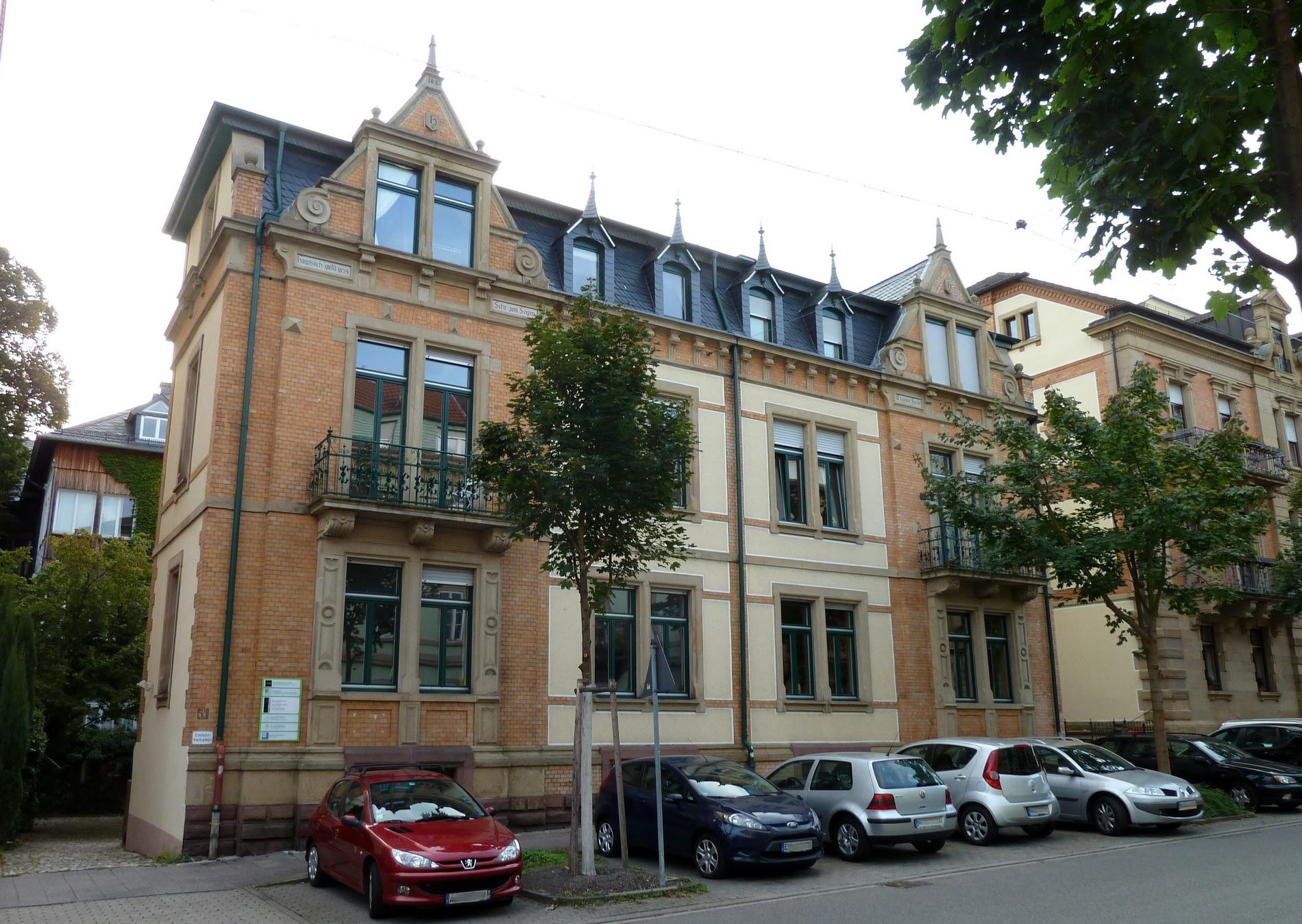 Hirschstr Karlsruhe