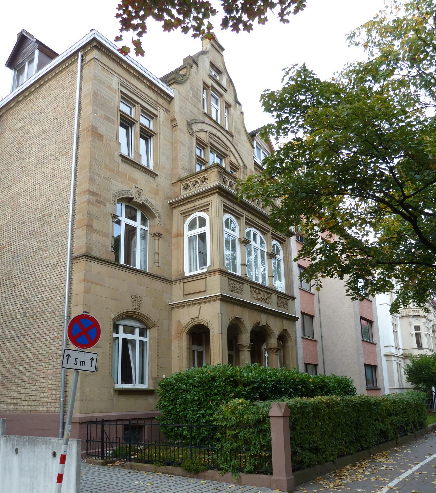 Türkisch Konsulat Karlsruhe
