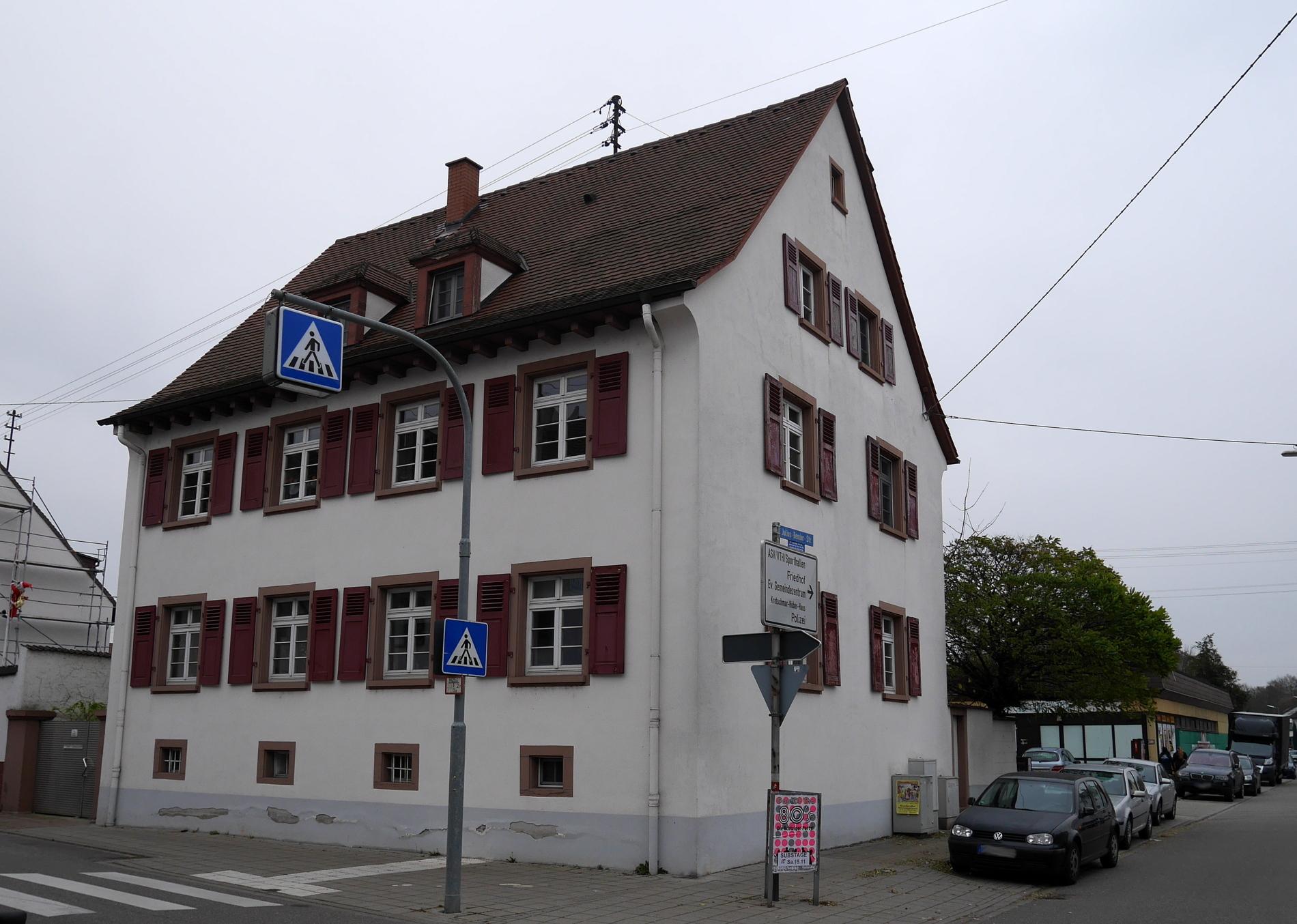 Karlsruhe: Karlsruher Str. 21