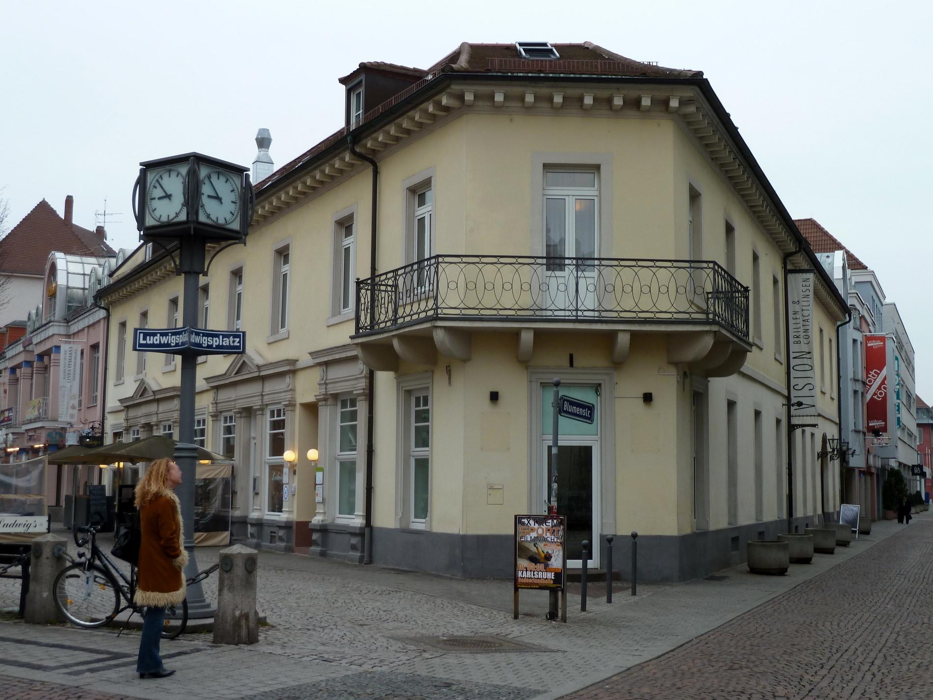 Waldstr Karlsruhe