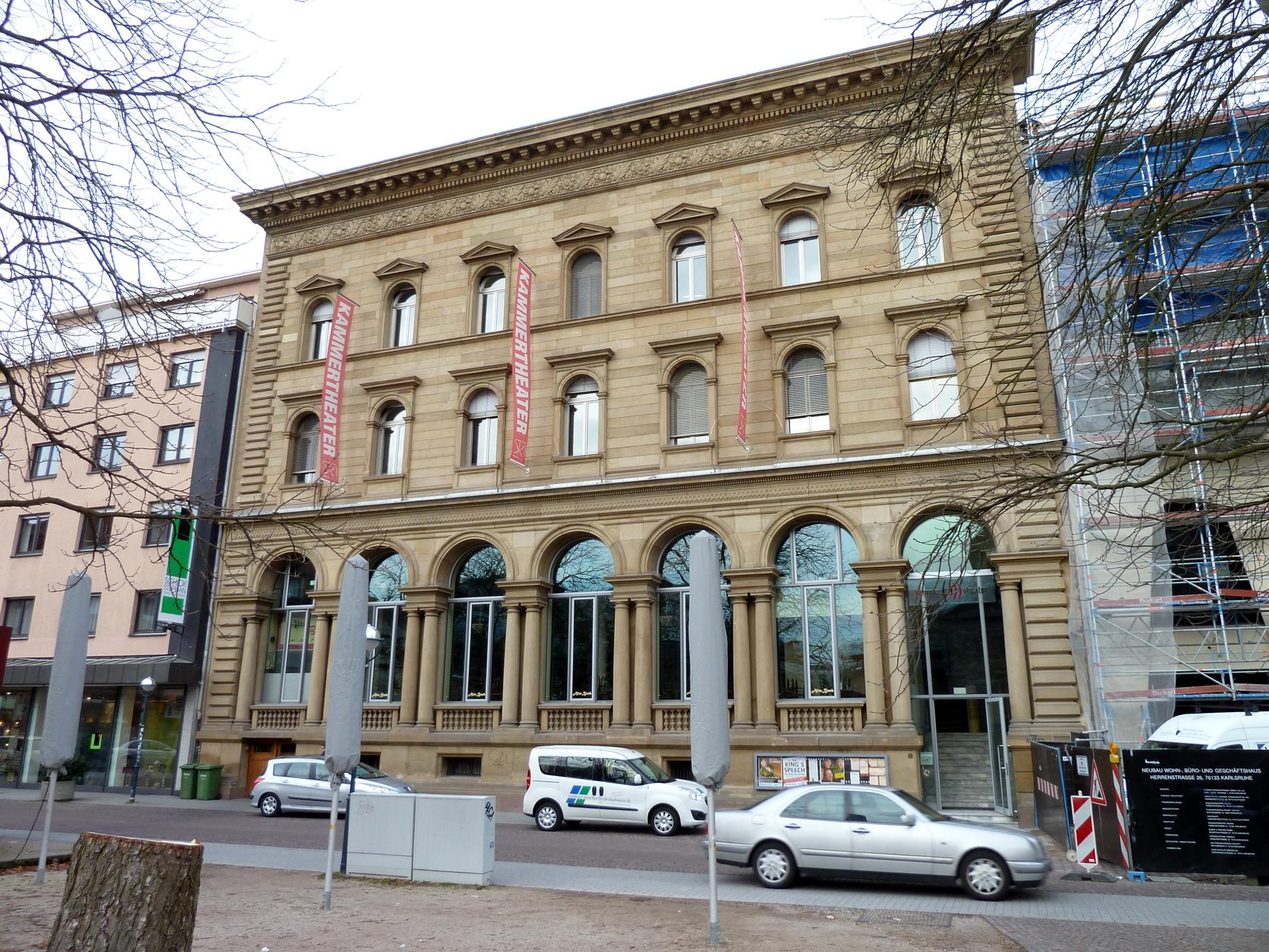 Baufirma Karlsruhe karlsruhe kulturdenkmal herrenstr 30 32 flst 1213